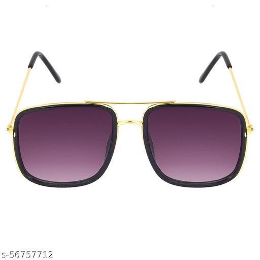 TZ SMART Men's and Women's /Tony stack/Iron men Square Sunglasses