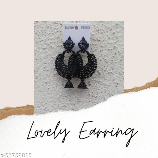 Ethnic Fashion Earrings