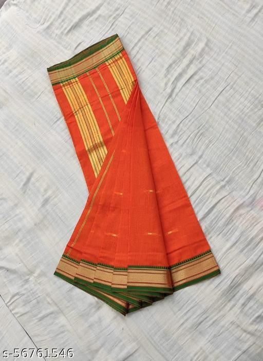 Nauvari Paithani Saree 10 Var
