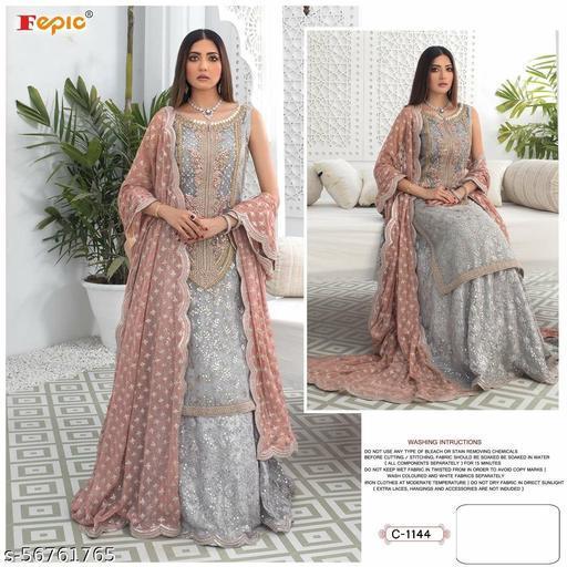 Refined Salwar Suits & Dress Materials