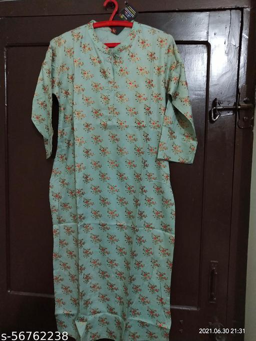 Trendy comfort kurti