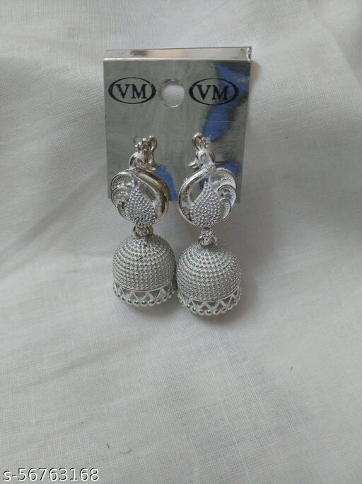 Meenakari handicraft peacock Earrings