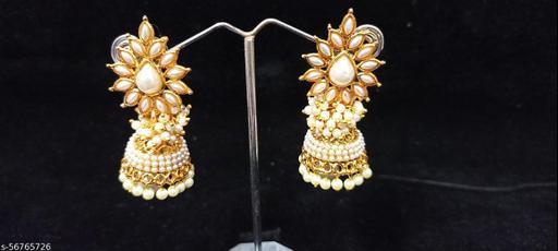 JHUMKHA    Earrings & Studs