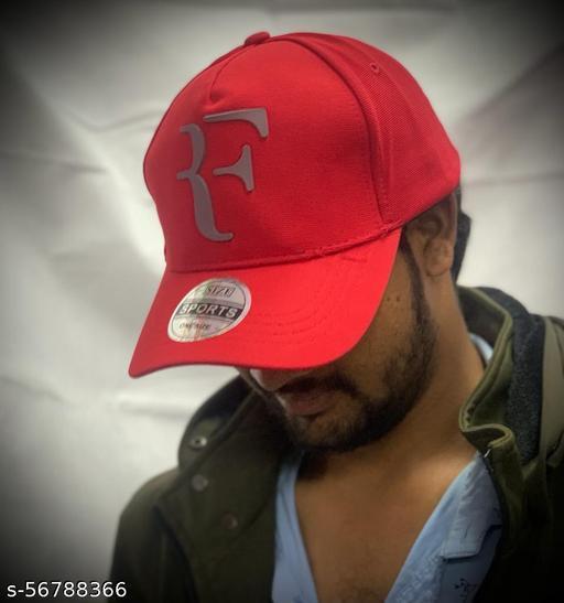 F PREMIYAM QUALITY HAT 2 CAP MEN