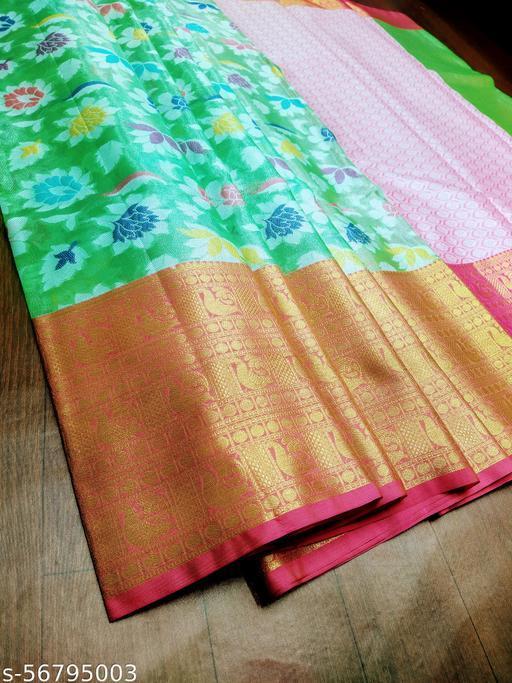 Kanjeevaram Tissue saree