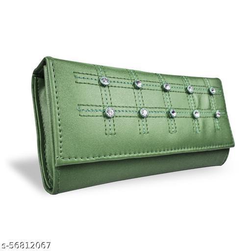 Women's clutch ( GREEN)