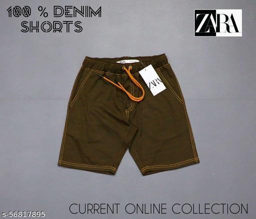 Danim Branded Short