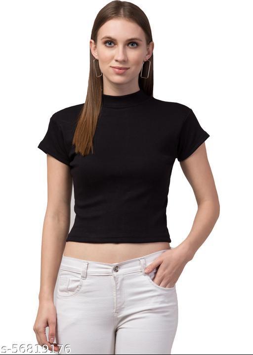 WM-142 BLACK Tops & Tunics