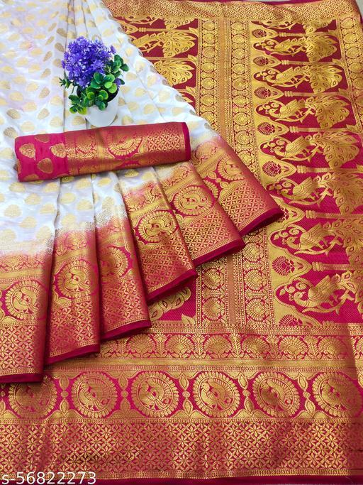 Varneeiva New Kanjeevaram Silk Sarees