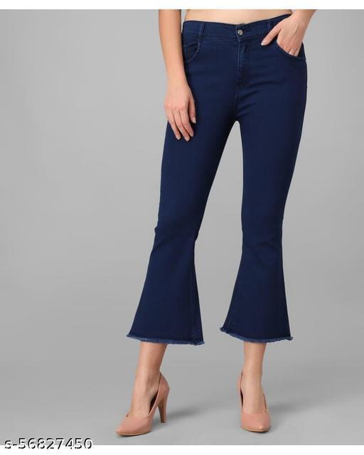women bell bottom jeans