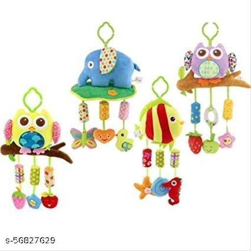Toy Car Hanging Rattles (P-Owl)