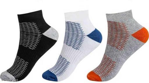 Nike Red Mix colour Men Ankle Socks
