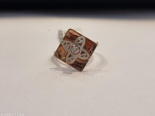 STERLING SILVER ROSE GOLD ITALAIN