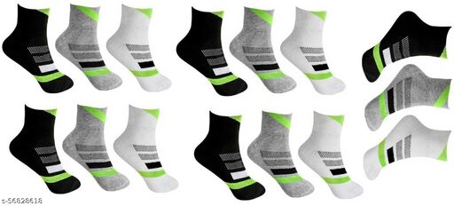 Nike Mix colour Men Ankle Socks