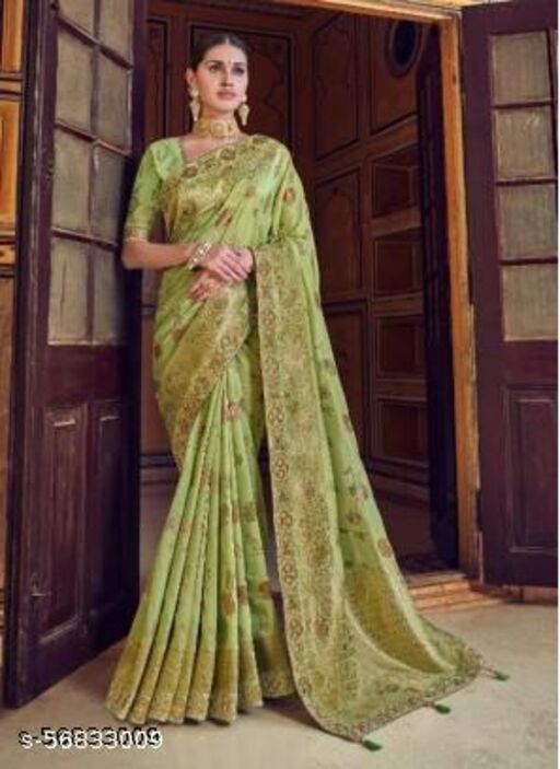 New Party wear sarees for women