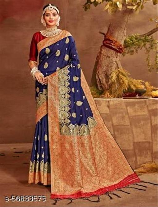 Designer Women's Zoya Silk Printed Saree
