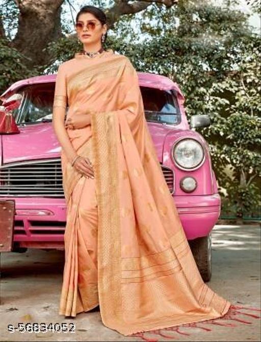 Women's Multicolor Printed Crepe Saree