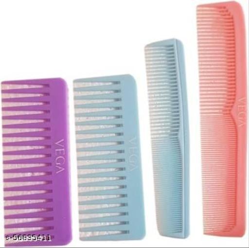 VEGA Hair Comb 1458 Pack Of 4