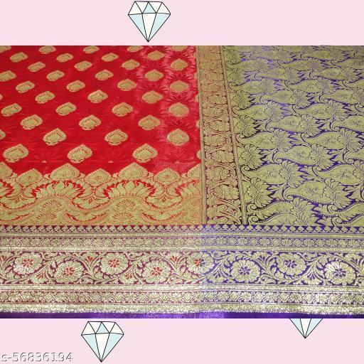 Banarasi Silk Saree Tanchhui (Wedding Party) HS