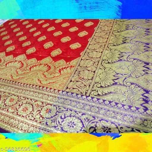 Banarasi Silk Saree Tanchhui (Wedding Party) AC