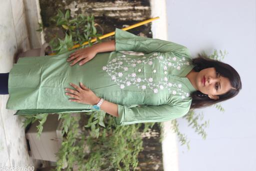 Branded Polycotton Kurtis For Women