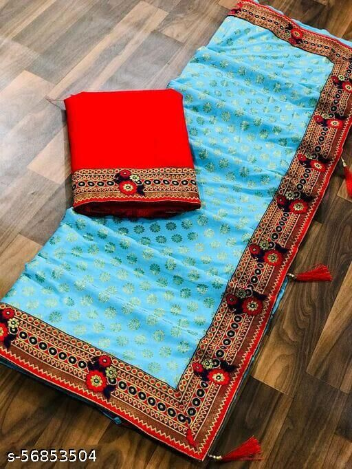 Beutiful saree For party, Wedding, Festival