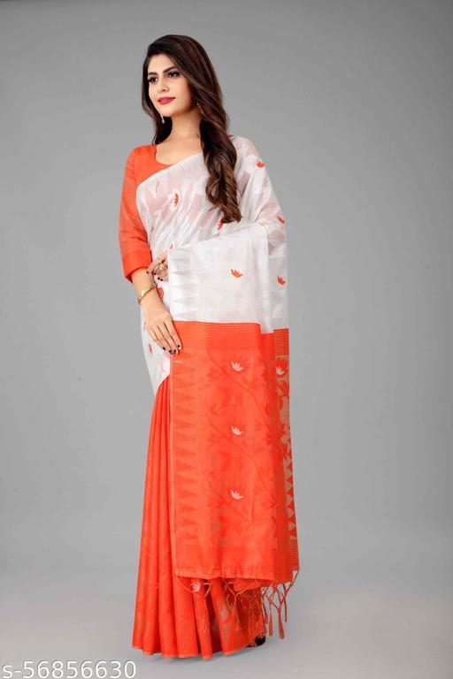 Abhisarika Voguish Bhagalpuri Silk Sarees