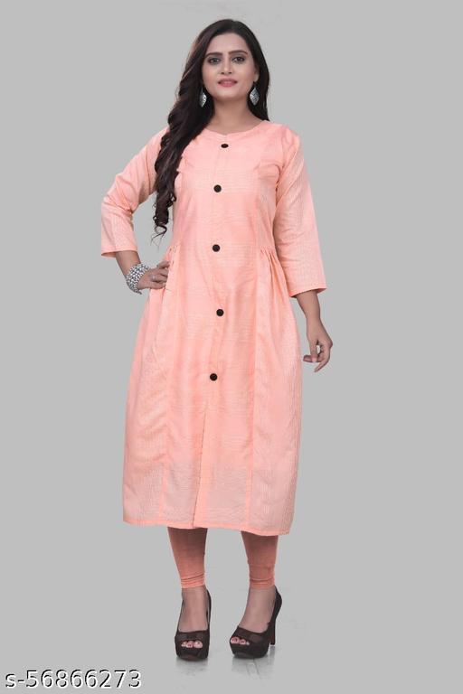 Bhavani Creation Women's cotton Anarkali Kurti under 1000