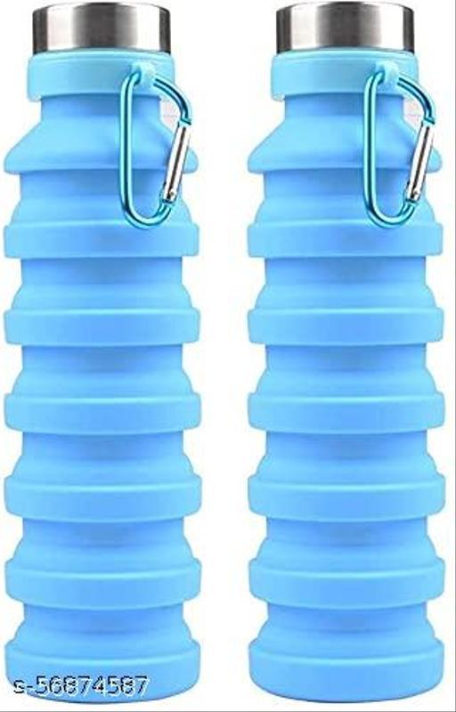 ZYSIA RETAIL Folding Water Bottle