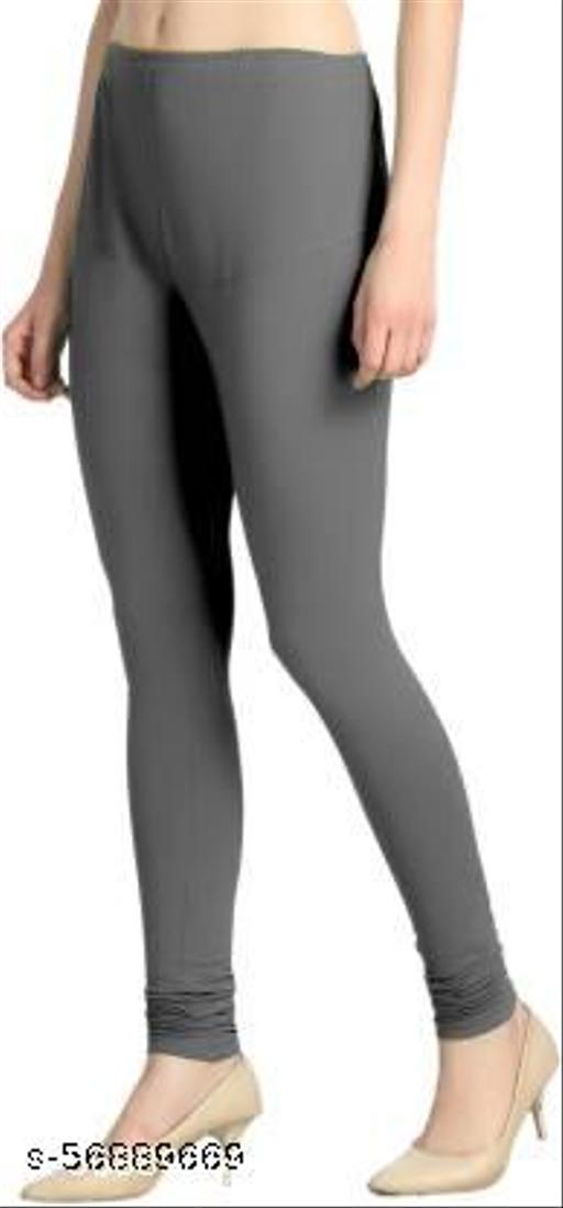 TNQ Women Churidar Leggings/Cotton Stretchable Leggings