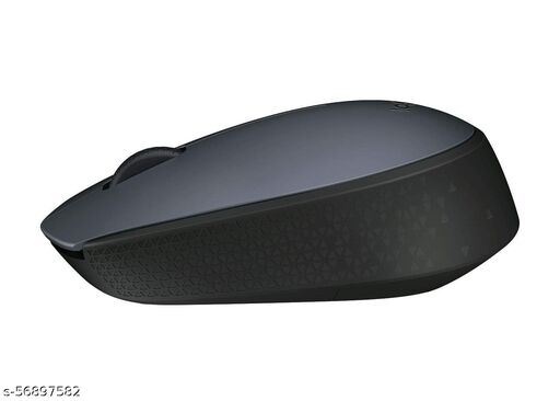 Logitech M171 Wireless Mouse Grey/Black