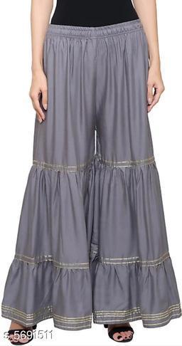 Trendy Partywear Women's Sharara