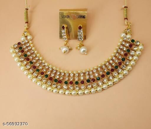 Elite Jewellery Set For Woman