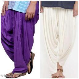 Fancy Cotton Salwar & Chudidars