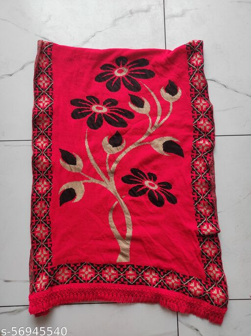 3 colour shawl, knitting shawl