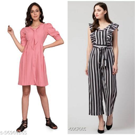 Classic Glamorous Women Dresses combo