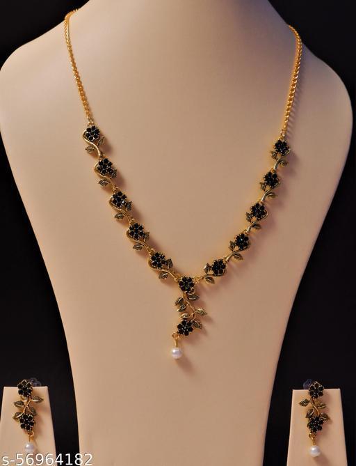 Trendy Jewelry Set