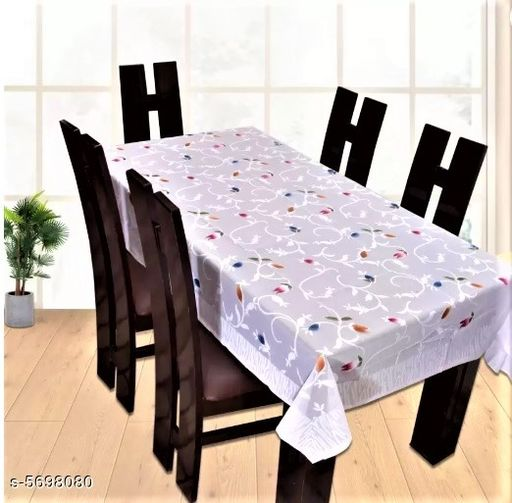 6 Seater Dining Table Cover