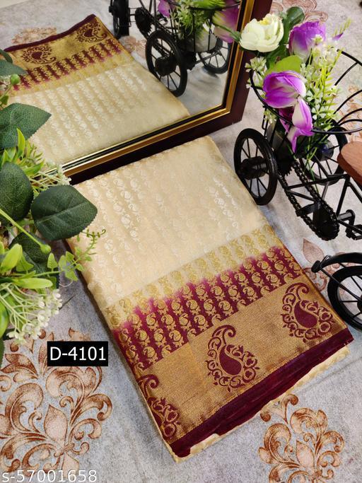 Kanjivaram Silk style Saree