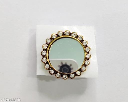 adjustable mirror rings