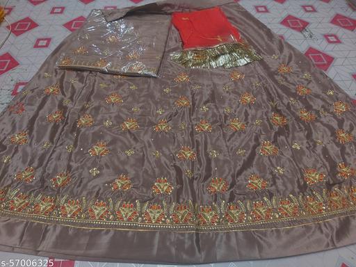 Rajputi ButterSilk Fabric Dress Material