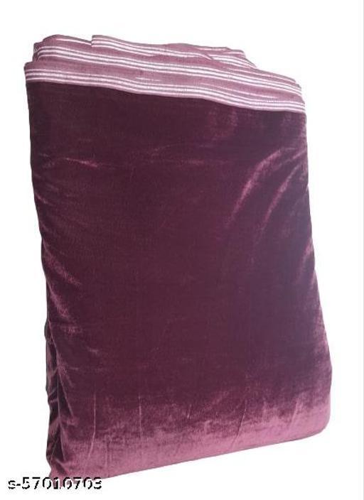 "Maurya's Falsa Micro Velvet Dress Fabric Plain Micro Velvet Material 44/45"" Width, Silky & Soft Fabric Falsa"