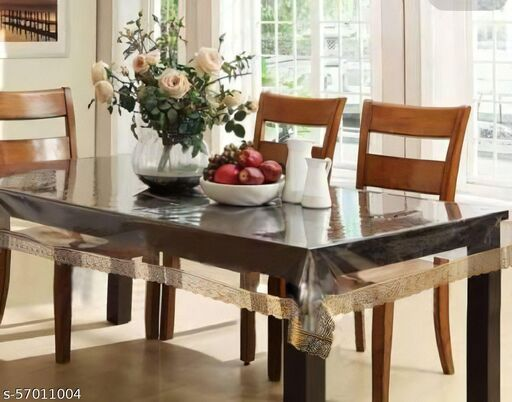 SHIKRISH TABLE COVER 6 Seater