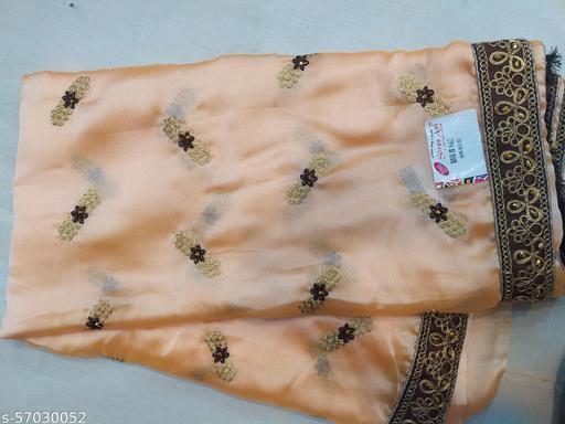 Fancy Silk worked saree