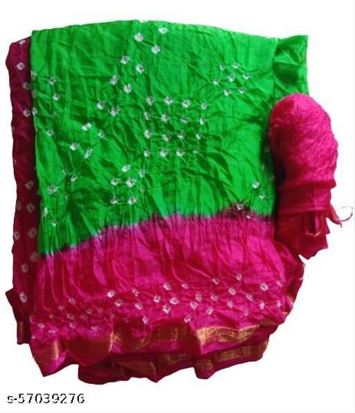 bandhej charak saree