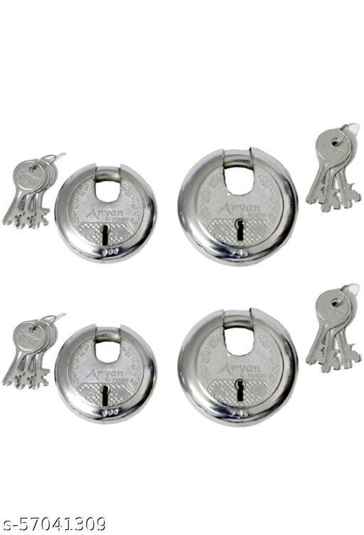 Ayran Shutter Lock 90mm Pack 4