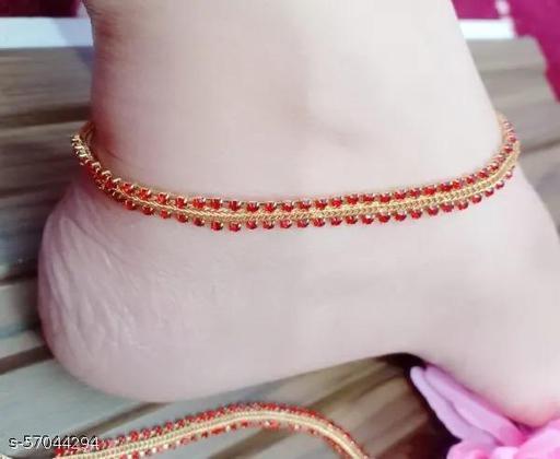 Fabulous Women Anklet & Toe rings