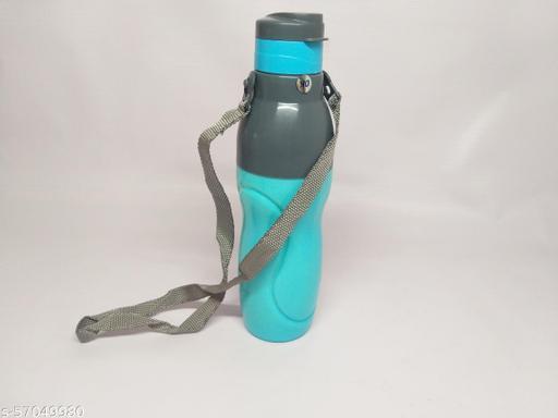 Plastic Water Bottle, 850ml, Set of 1,