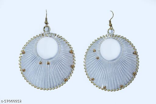 stylish designer fashionable iconic earrings for women and girls