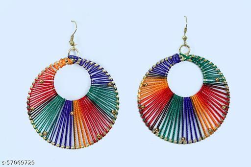 stylish fashionable designer iconic earrings for girls and women